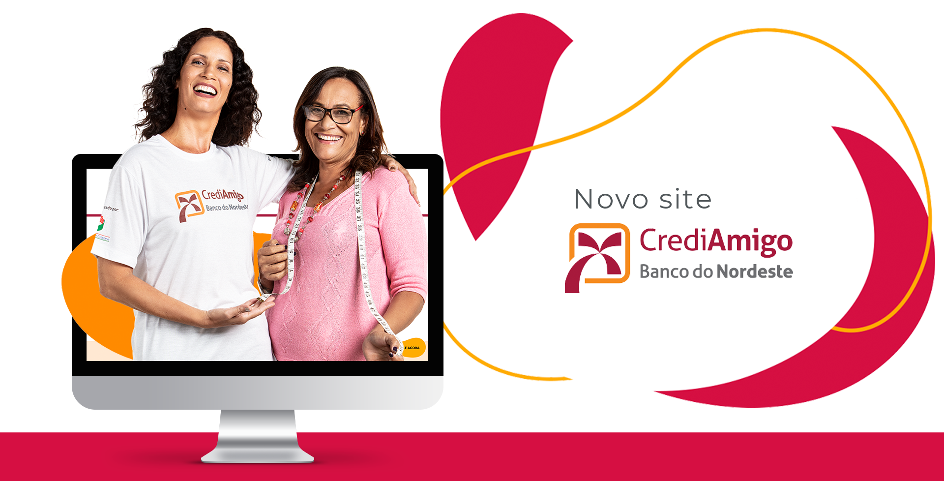 Novo site CrediAmigo – Banco do Nordeste